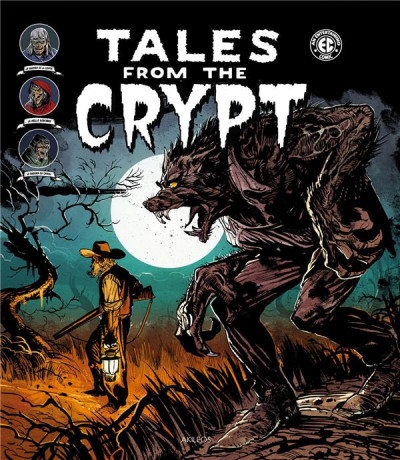 Couverture Tales from the crypt tome 5