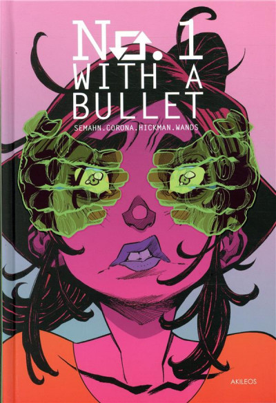 Couverture With a bullet tome 1