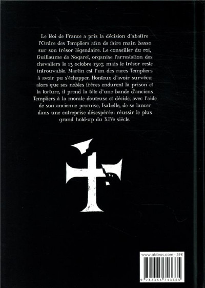 Dos Templiers - intégrale