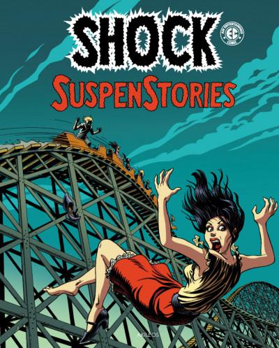 Couverture Shock suspenstories tome 3