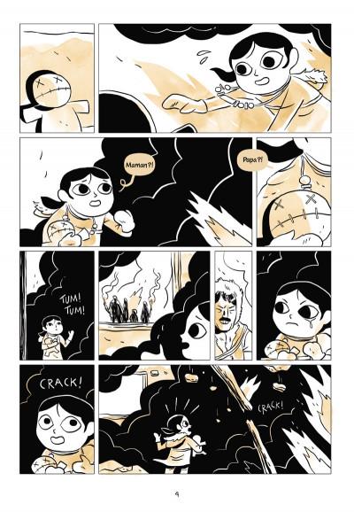 Page 2 Vijaya - Une petite fille dans l'Himalaya