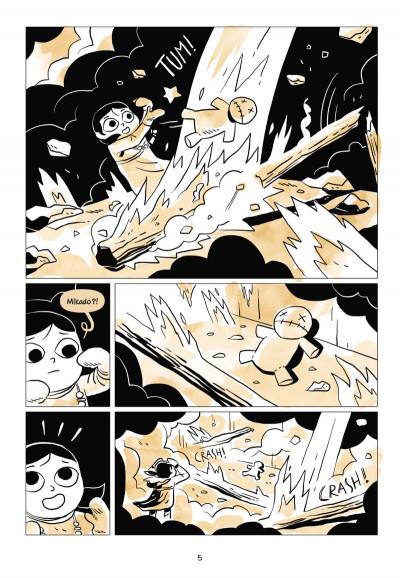 Page 3 Vijaya - Une petite fille dans l'Himalaya