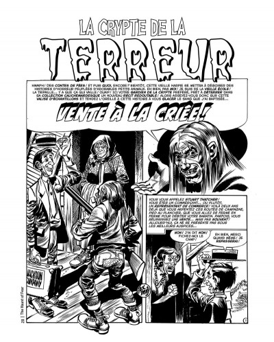 Page 1 The haunt of fear tome 3