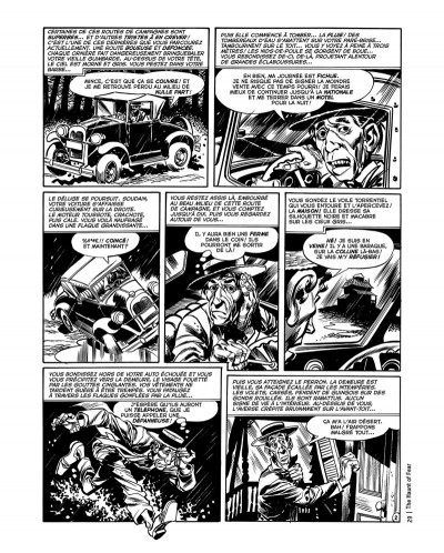 Page 2 The haunt of fear tome 3