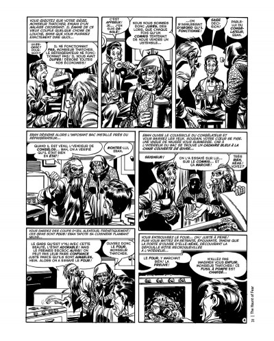 Page 4 The haunt of fear tome 3