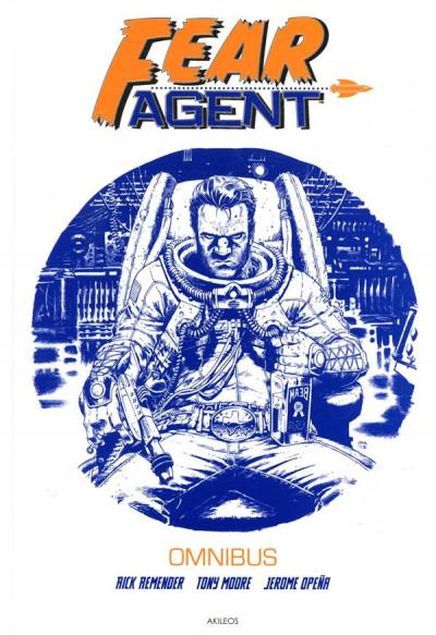 Couverture Fear agent - omnibus
