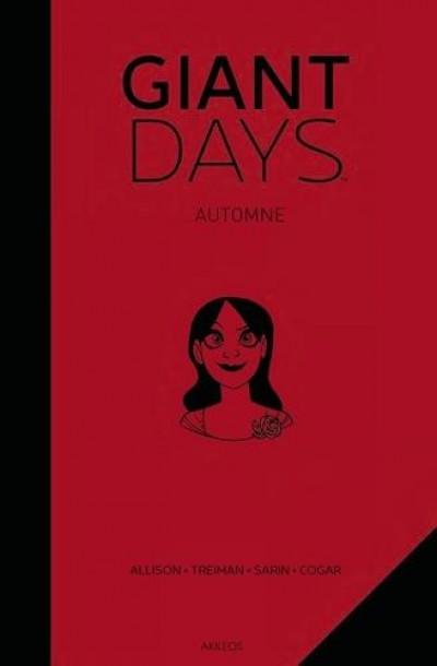 Couverture Giant days - Automne