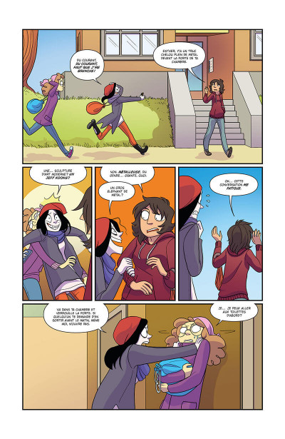 Page 4 Giant days - Hiver