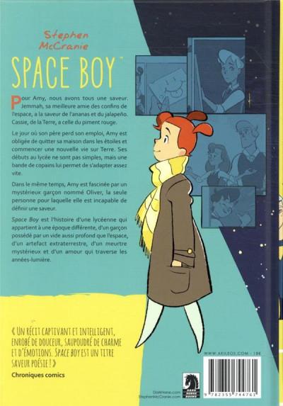 Dos Space boy tome 2