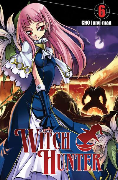Couverture witch hunter tome 6