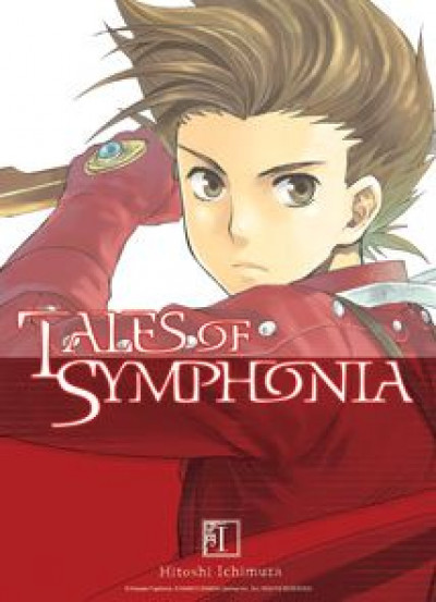 image de tales of symphonia tome 1