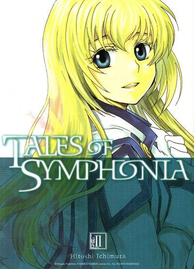 image de tales of symphonia tome 2