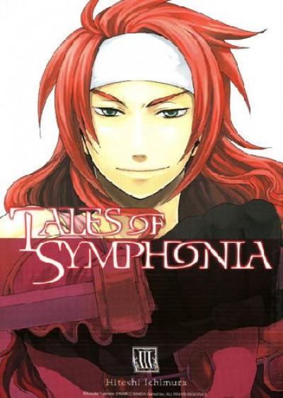 image de tales of symphonia tome 3