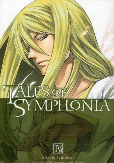 image de tales of symphonia tome 4