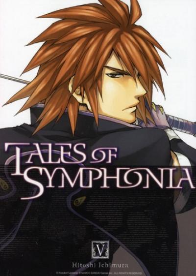 image de tales of symphonia tome 5