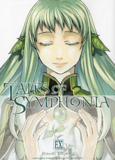 image de tales of symphonia tome 6