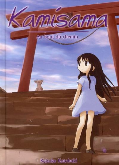 Couverture kamisama tome 3 - au bout du chemin