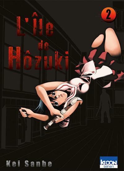 Couverture l'île de hozuki tome 2
