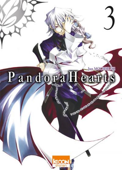 pandora hearts tome 9