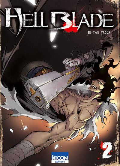 Couverture hell blade tome 2