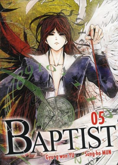Couverture baptist tome 5