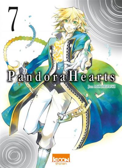 Couverture pandora hearts tome 7