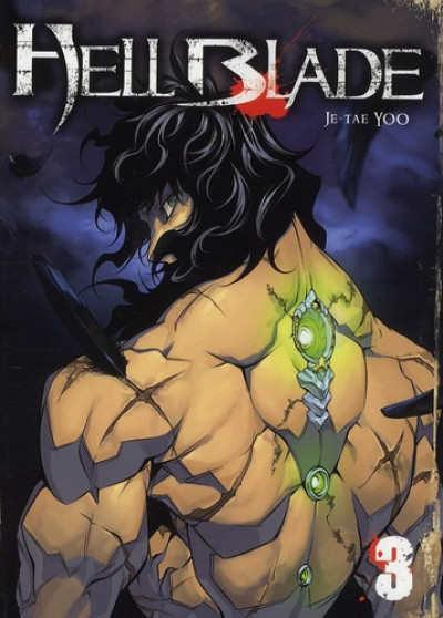 Couverture hell blade tome 3