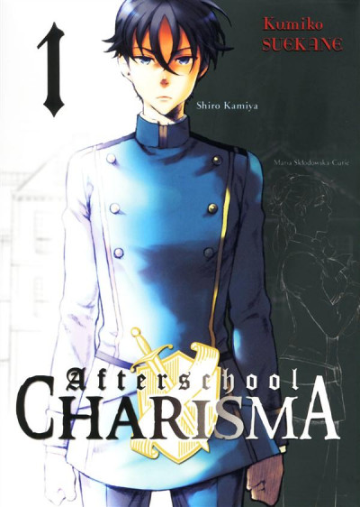 Couverture afterschool charisma tome 1