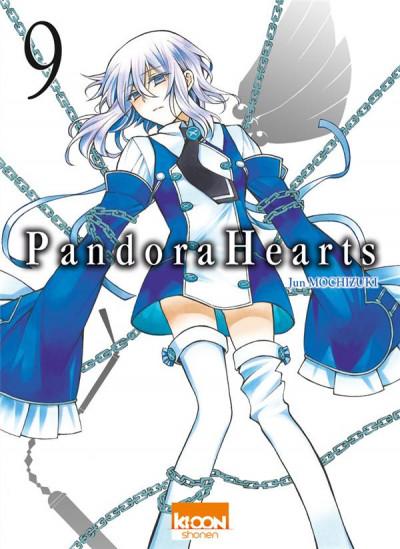 Couverture pandora hearts tome 9