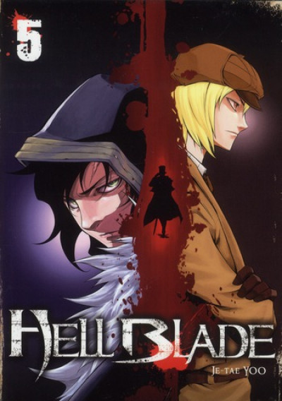 Couverture hell blade tome 5