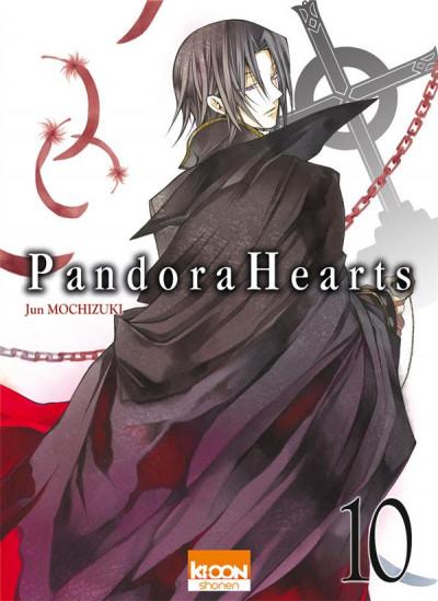 Couverture pandora hearts tome 10