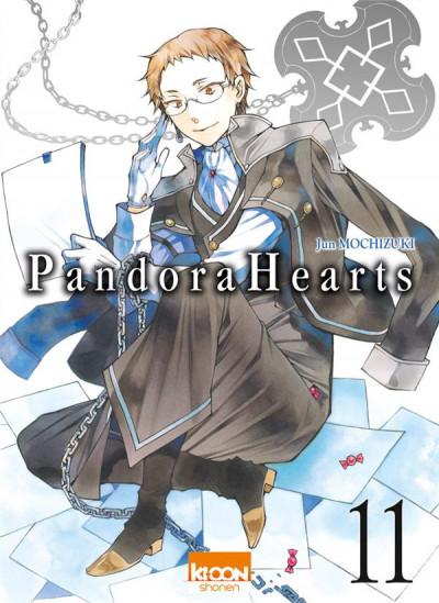 Couverture pandora hearts tome 11