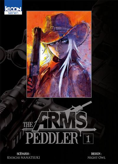 Couverture The arms peddler tome 1
