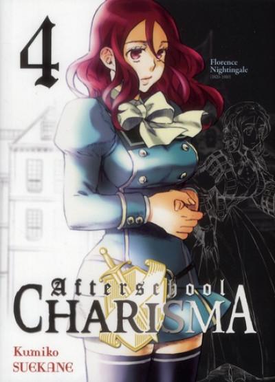 Couverture afterschool charisma tome 4