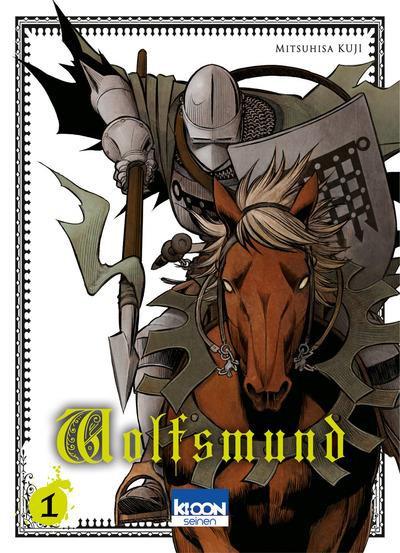 Couverture wolfsmund tome 1