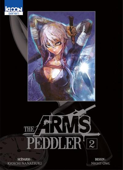 Couverture the arms peddler tome 2