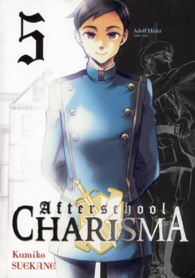 Couverture afterschool charisma tome 5