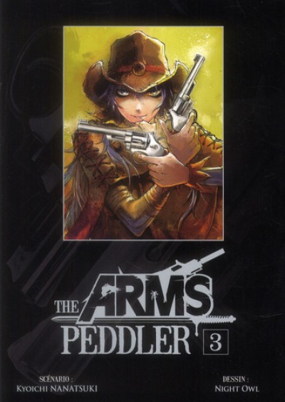 Couverture The arms peddler tome 3