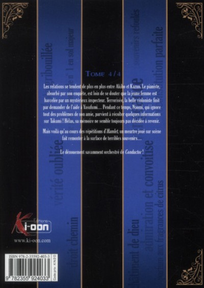 Dos conductor tome 4