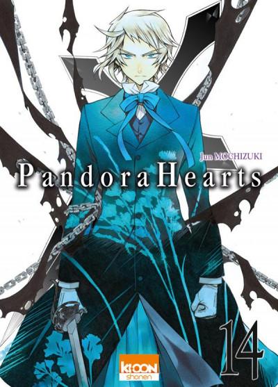 Couverture pandora hearts tome 14