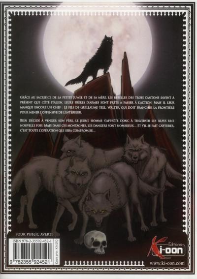 Dos wolfsmund tome 3