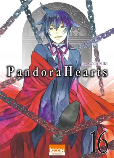 Couverture Pandora hearts tome 16