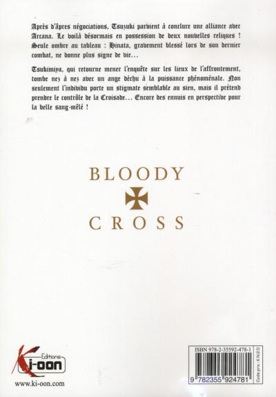 Dos Bloody cross tome 6