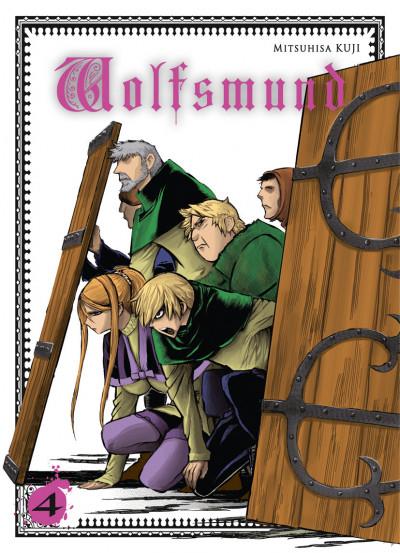 Couverture wolfsmund tome 4