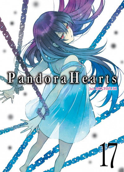 pandora hearts tome 18