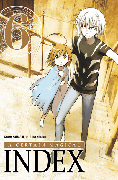 Couverture A certain magical index tome 6