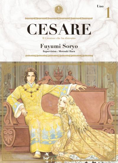 Couverture Cesare tome 1