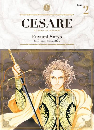 Couverture Cesare tome 2