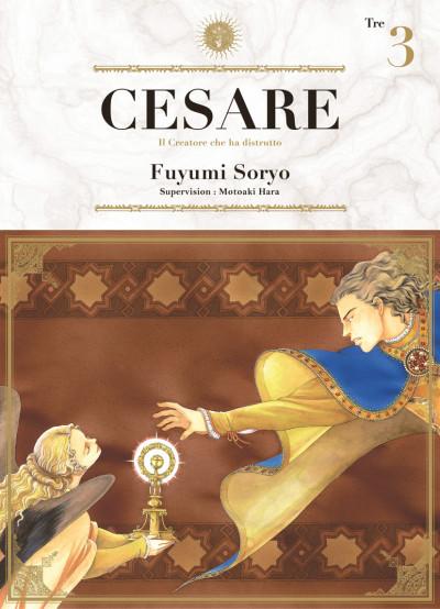 Couverture Cesare tome 3