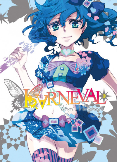 Couverture Karneval tome 10